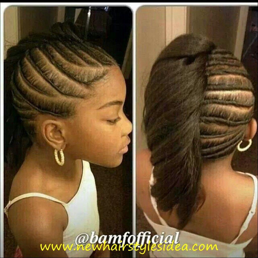 hairstyles for black kids (30) | hair | pinterest | black kids