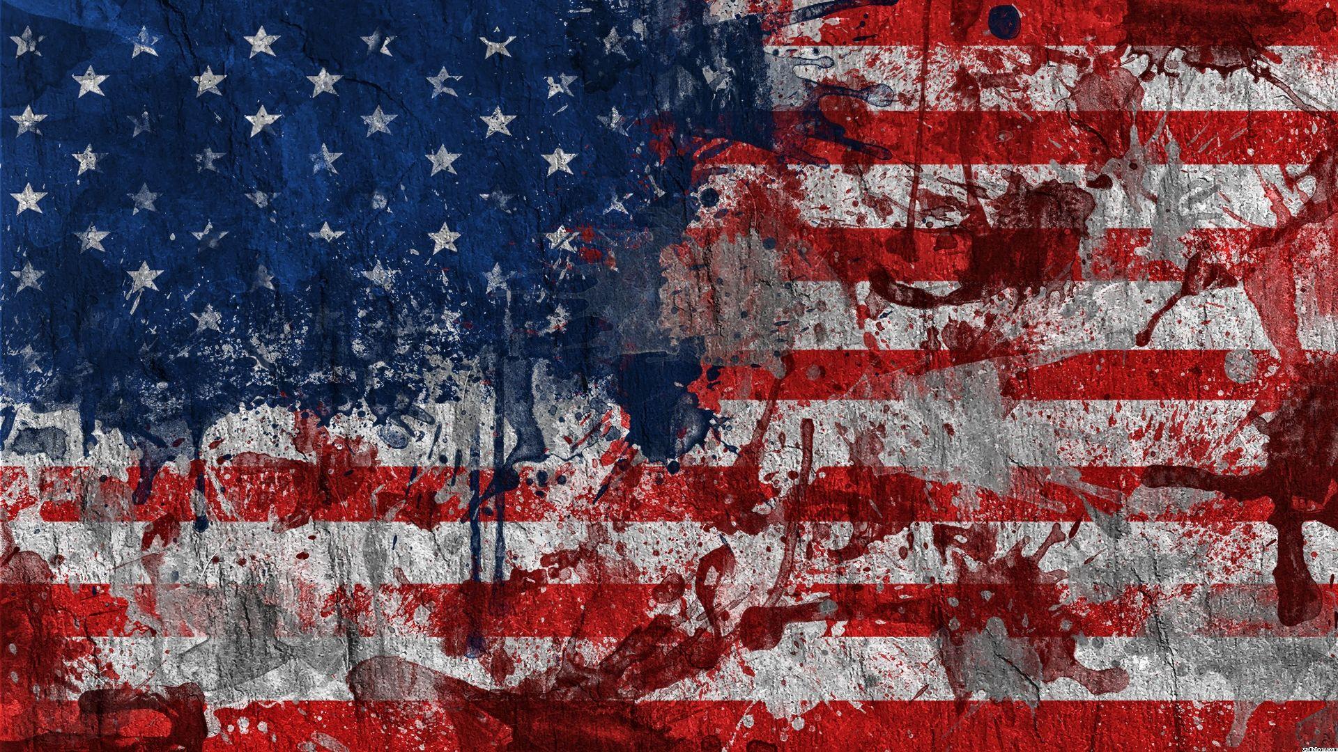 Image result for tattered american flag