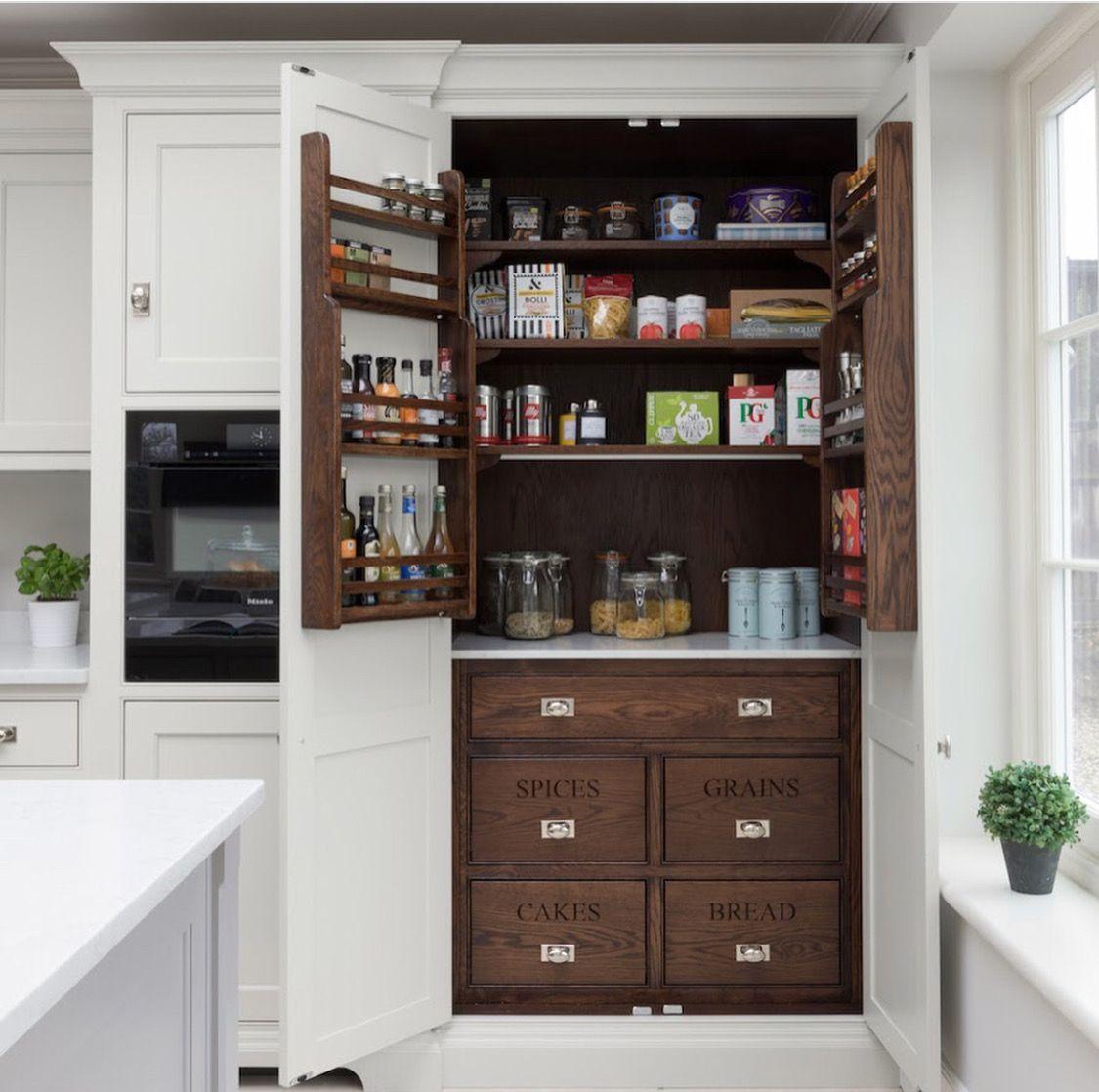 Great kitchen storage ideas | pantries in 2018 | Pinterest | Cucine ...