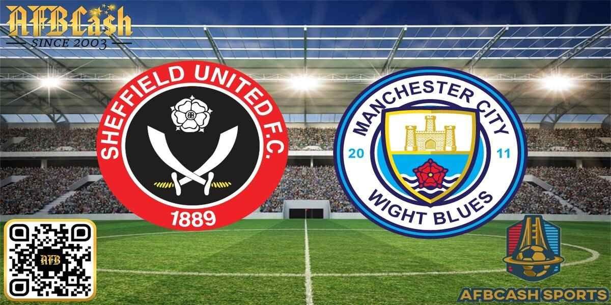 Sheffield United vs Manchester City Prediction & Betting