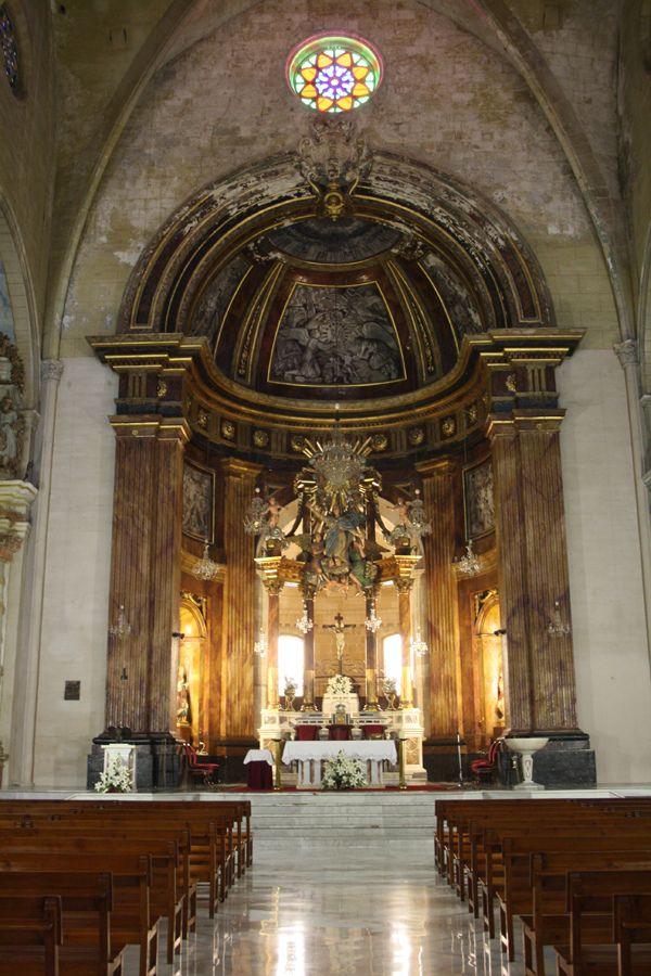 Menorca Maó Església De Santa Maria Church Home Decor