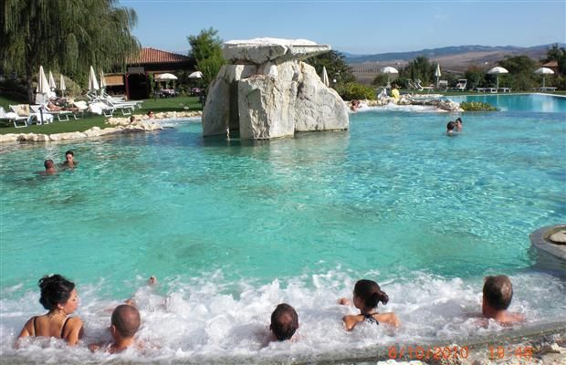 Tuscan Spa May Be The Best Place In The World To Relax And Revive