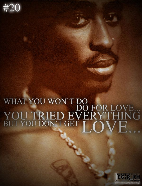 2pac Do For Love Lyrics My Favorite Song From Him Music Lyrics
