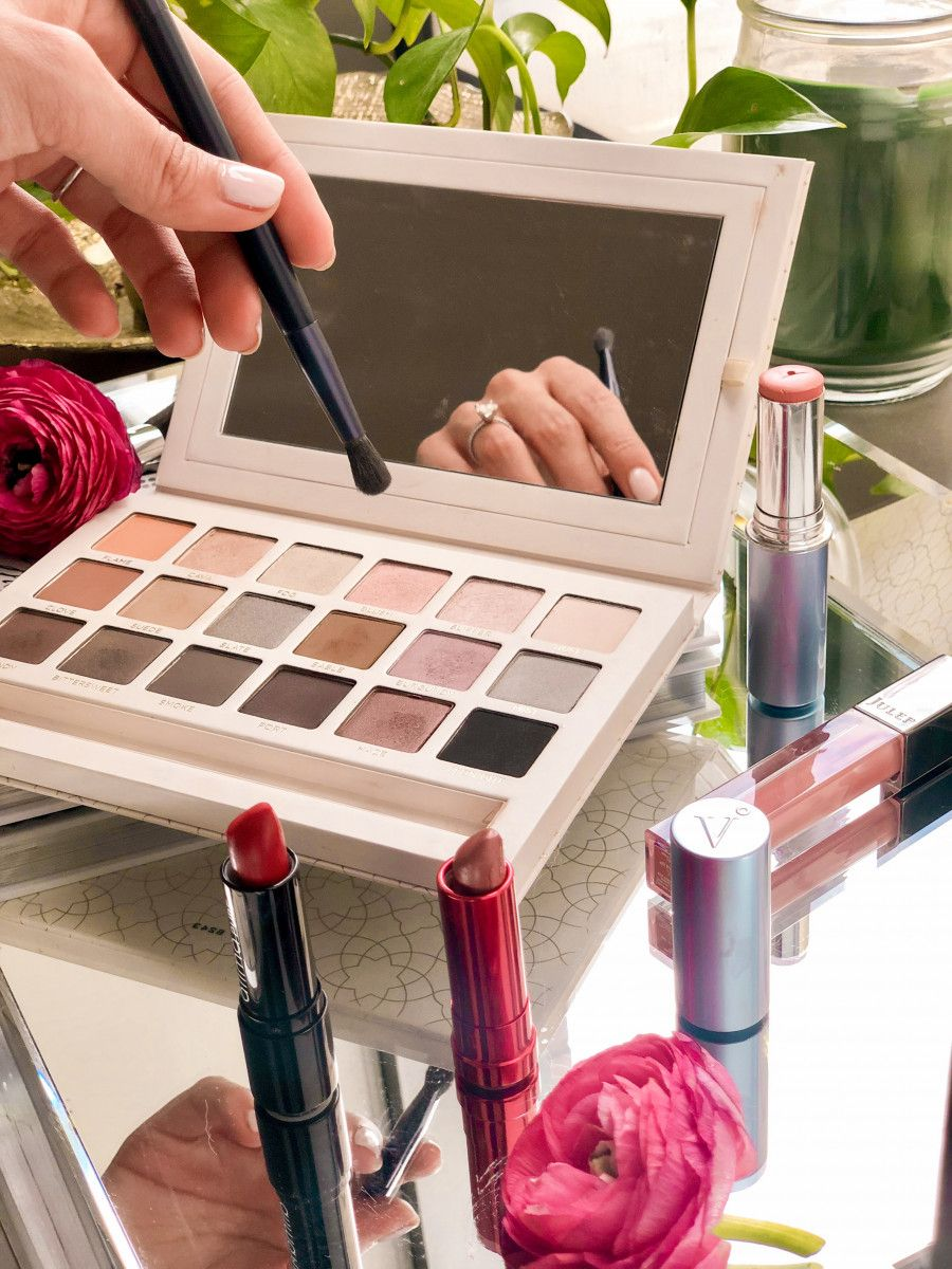 Spring Clean Your Makeup Bag with These NonToxic Cosmetic