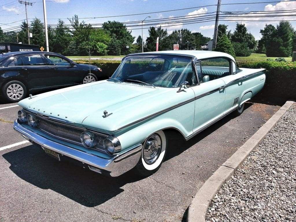 1960 Mercury Montclair 60s 70s American Cars Classic Cars