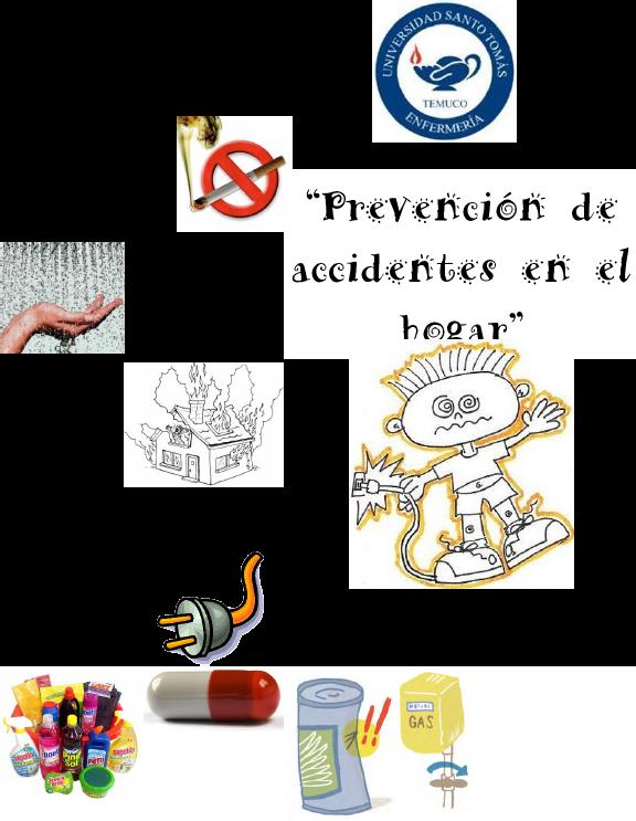 94198116 Triptico Prevencion De Accidentes En El Hogar Seguridad