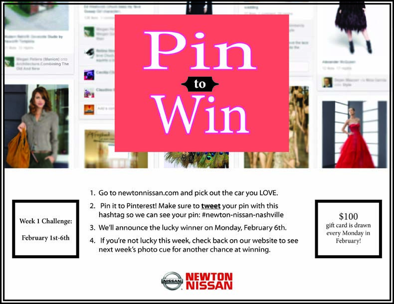 What car do you love? Pin to win a 100 gas card this week