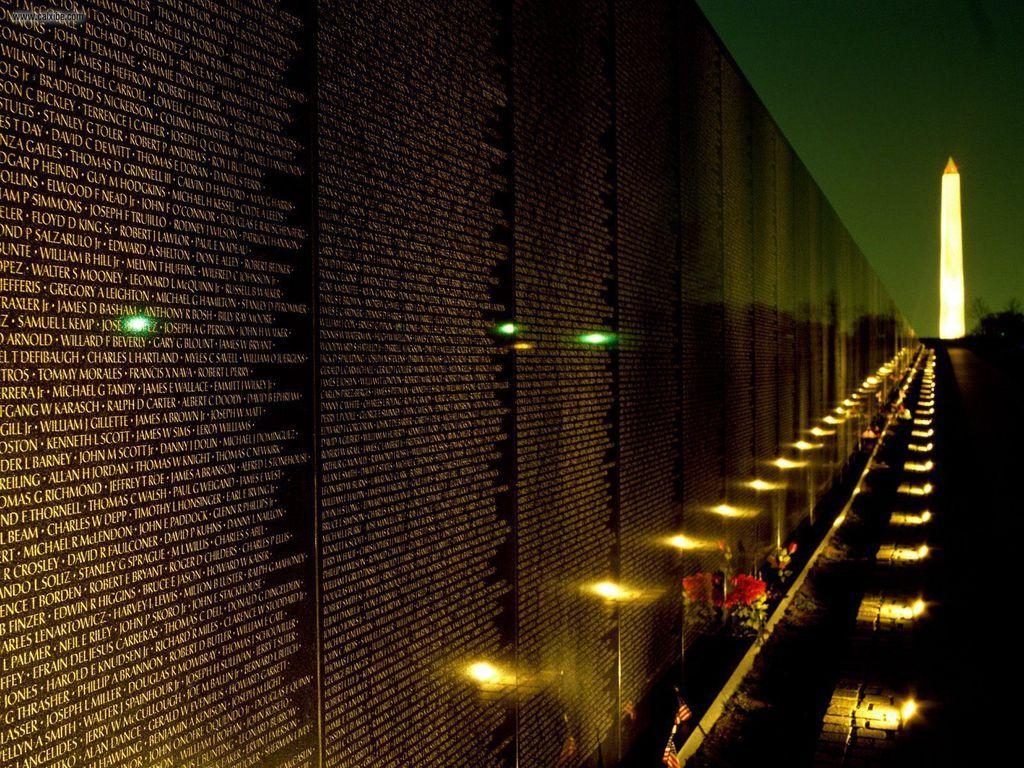 Image result for Vietnam Veterans Memorial free