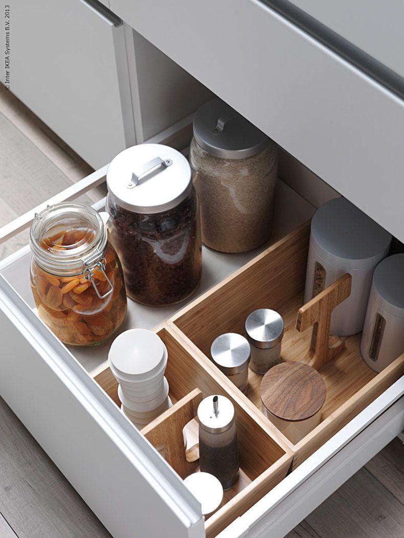 Inredning kökslådor inredning : LÃ¥dor, luckor, knoppar och handtag sätter stilen i köket. Men glöm ...