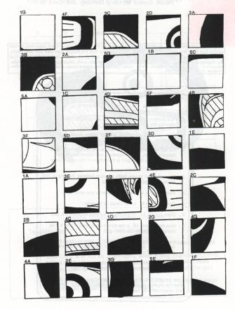 These Free Drawing Grid Enlargement Worksheets Are Printables With A