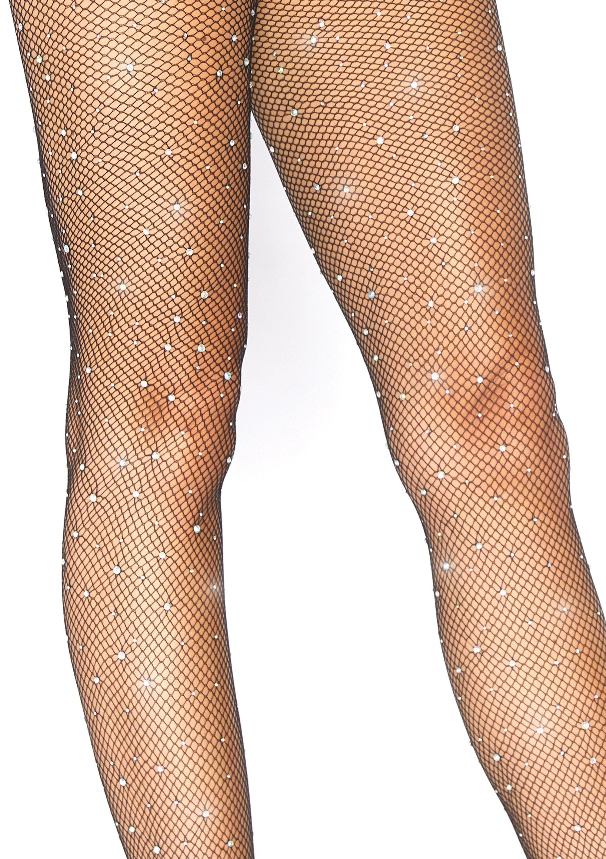 f05ef63b2eaa2f Crystalized Fishnet Tights in 2019 | *****I Want, I Need ...