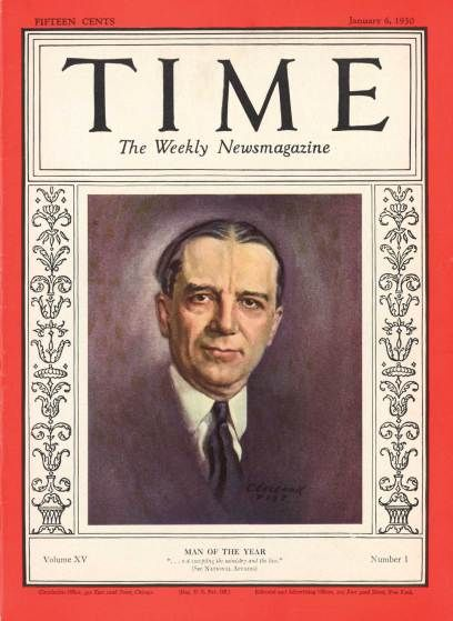 See Every TIME Person Of The Year Cover Throughout History ...