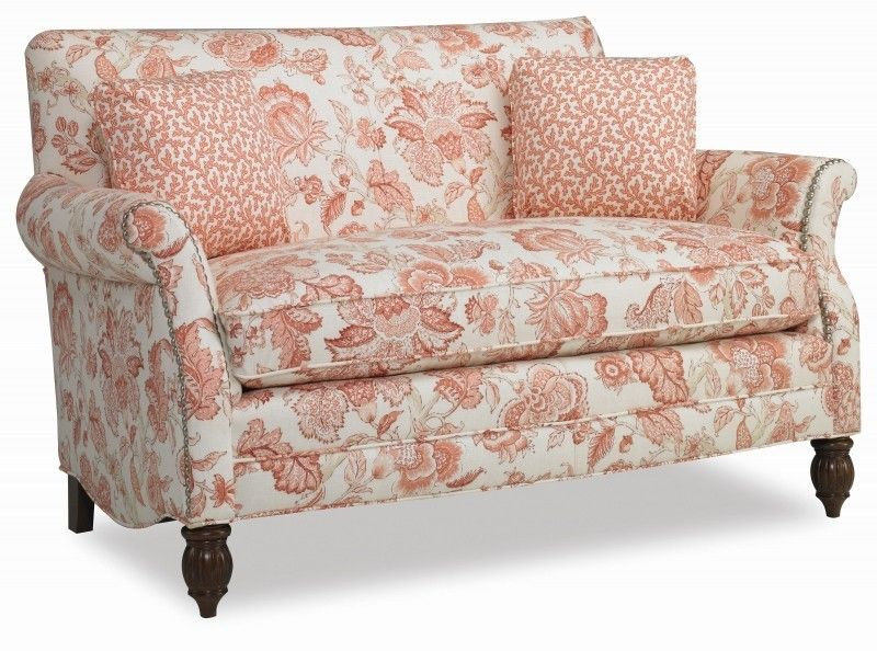 Single Cushion Loveseat Foter Things I Like Furniture Settee