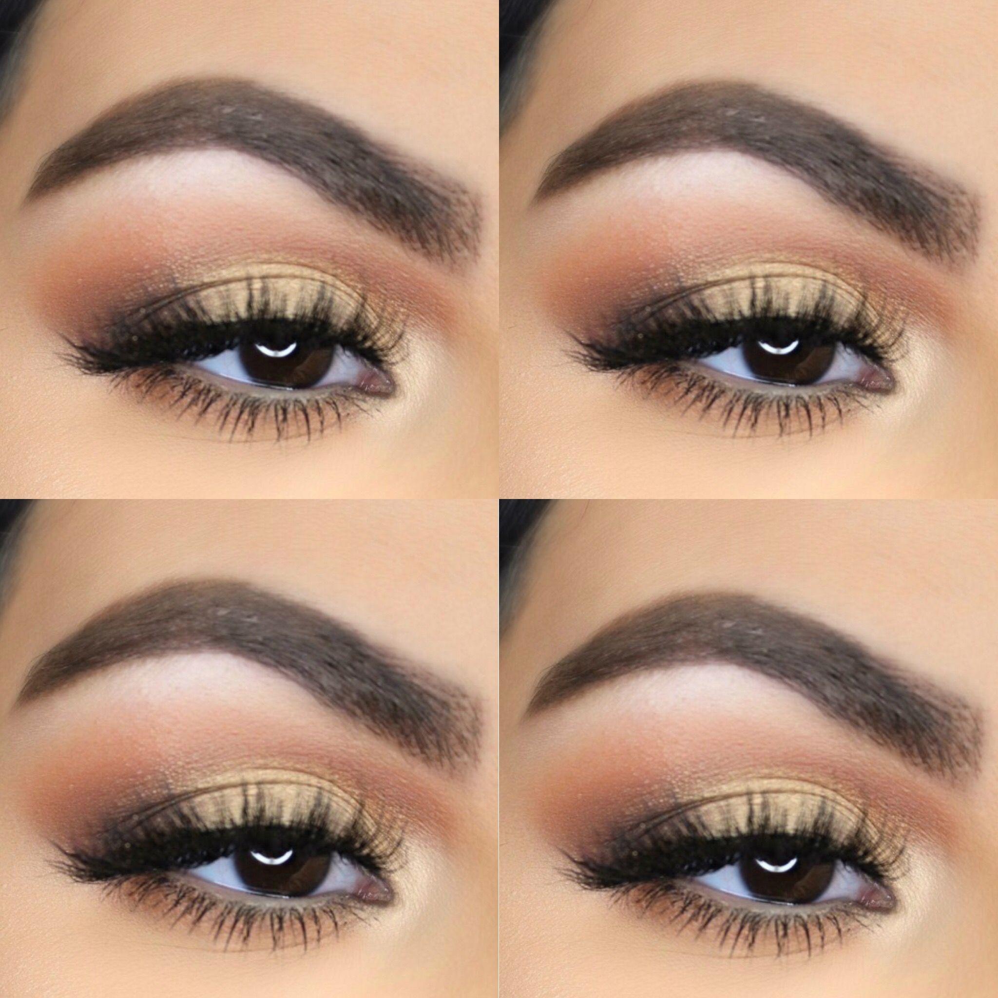 Soft glam eye makeup using Anastasia Beverly Hills Soft