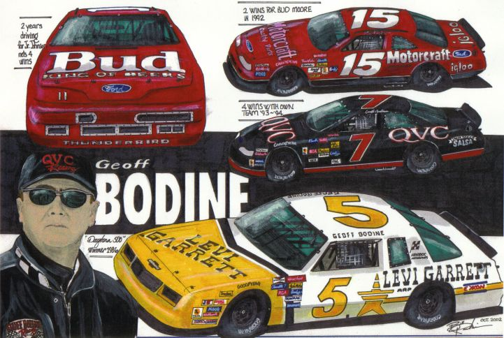 1000  images about Geoff Bodine on Pinterest