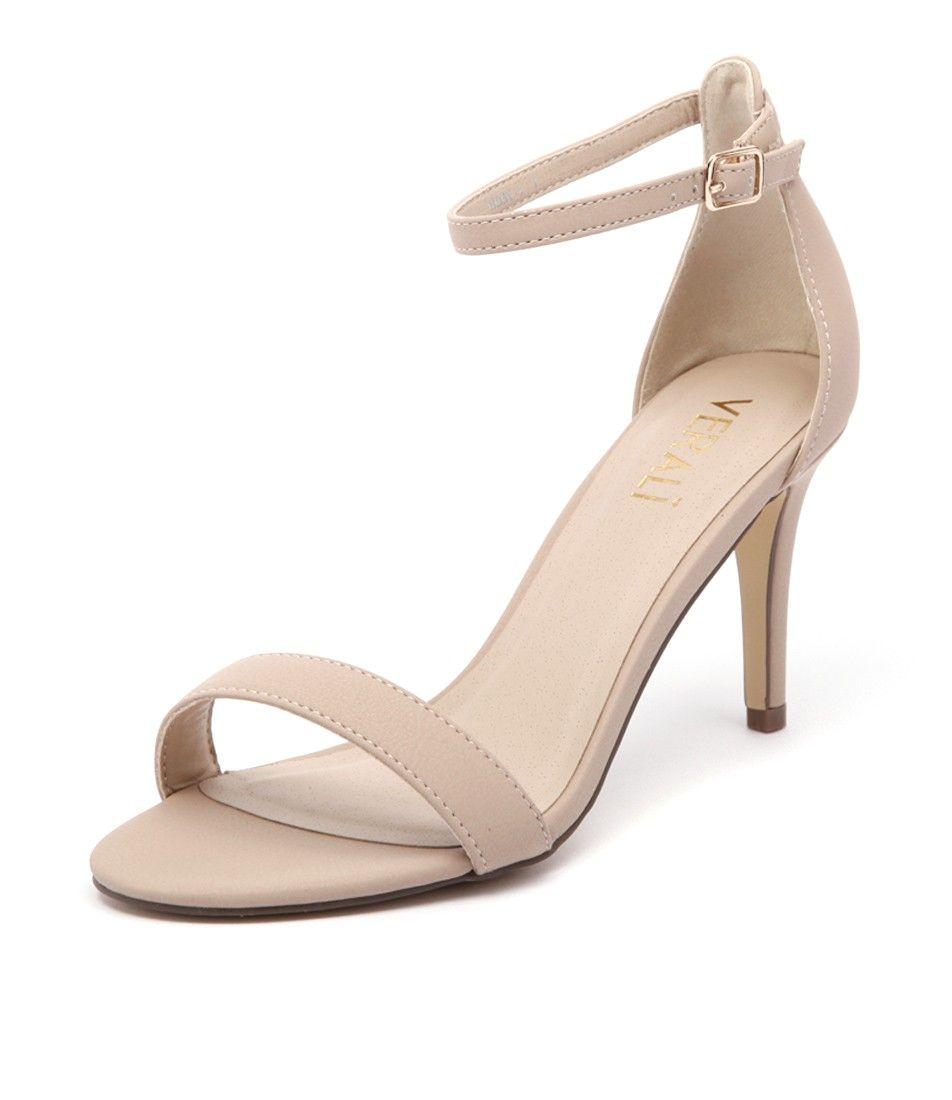 Verali Matthew Nude Nubuck at styletread.com.au. Women Shoes HeelsWomen's  Shoes SandalsDream ...