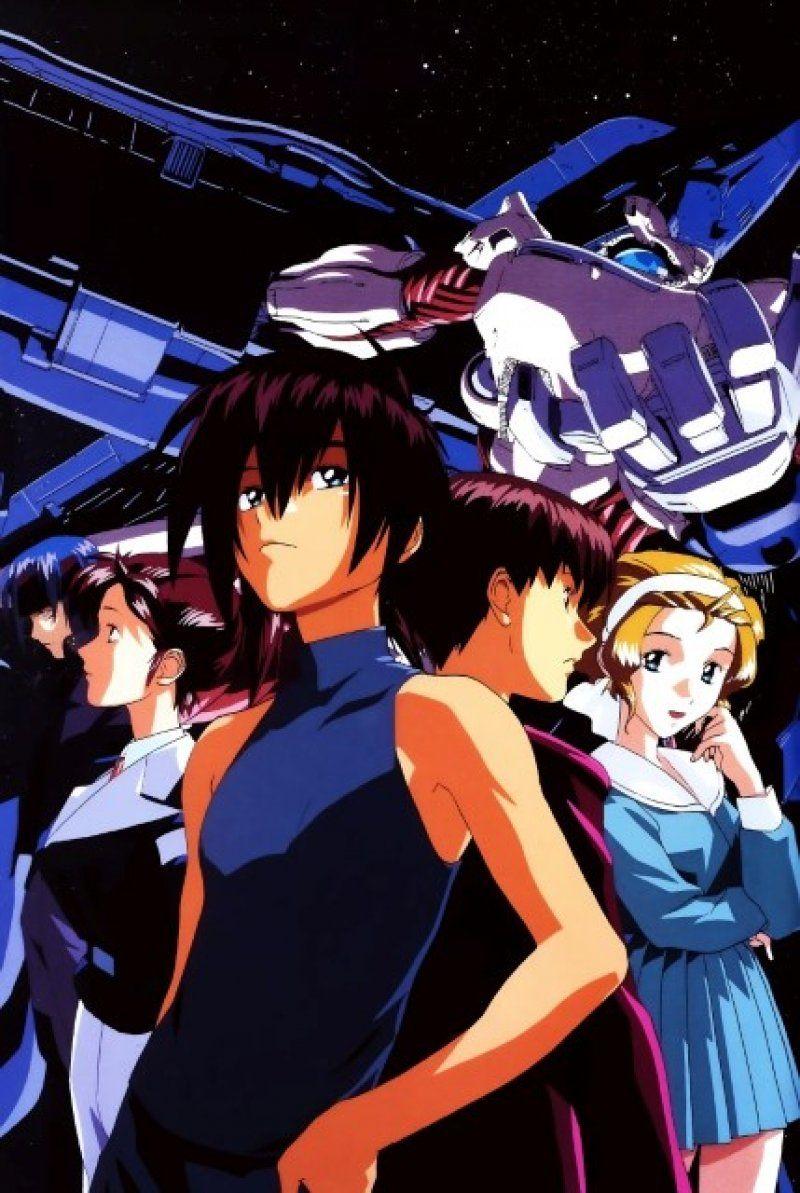 BUY NEW infinite ryvius 118200 Premium Anime Print
