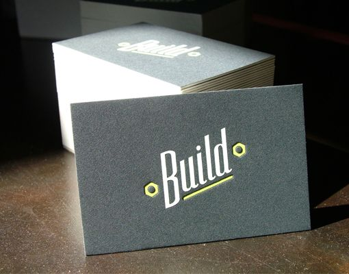 Letterpress business card on thick cardstock design pinterest letterpress business card on thick cardstock colourmoves