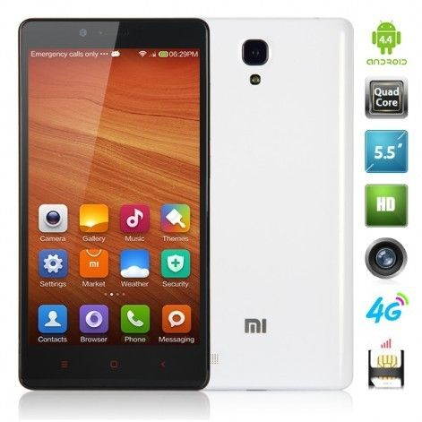 Xiaomi Redmi Note G Brief Technical Specs G Lte System Two Sim