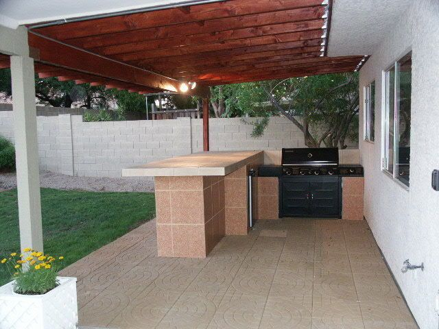Look At The Photos To See The Collection Of Bbq Islands You Can Build Go To My Website Download The Manual An Outdoor Barbeque Build Outdoor Kitchen Backyard