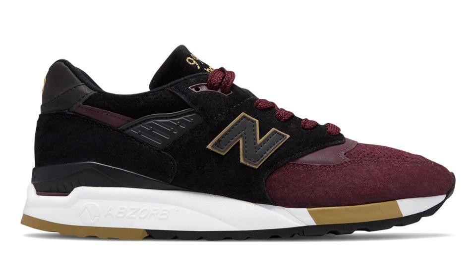 998 NYC Marathon. #newbalance #shoes
