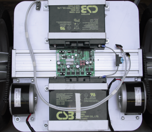 Discover OpenWheels Electronics and Test It!