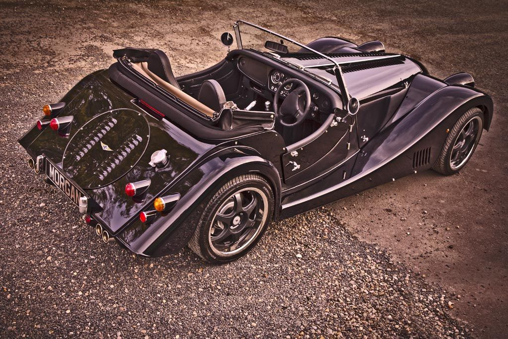 Morgan Plus 8 I Think I Could Get Used To The Right Hand Drive