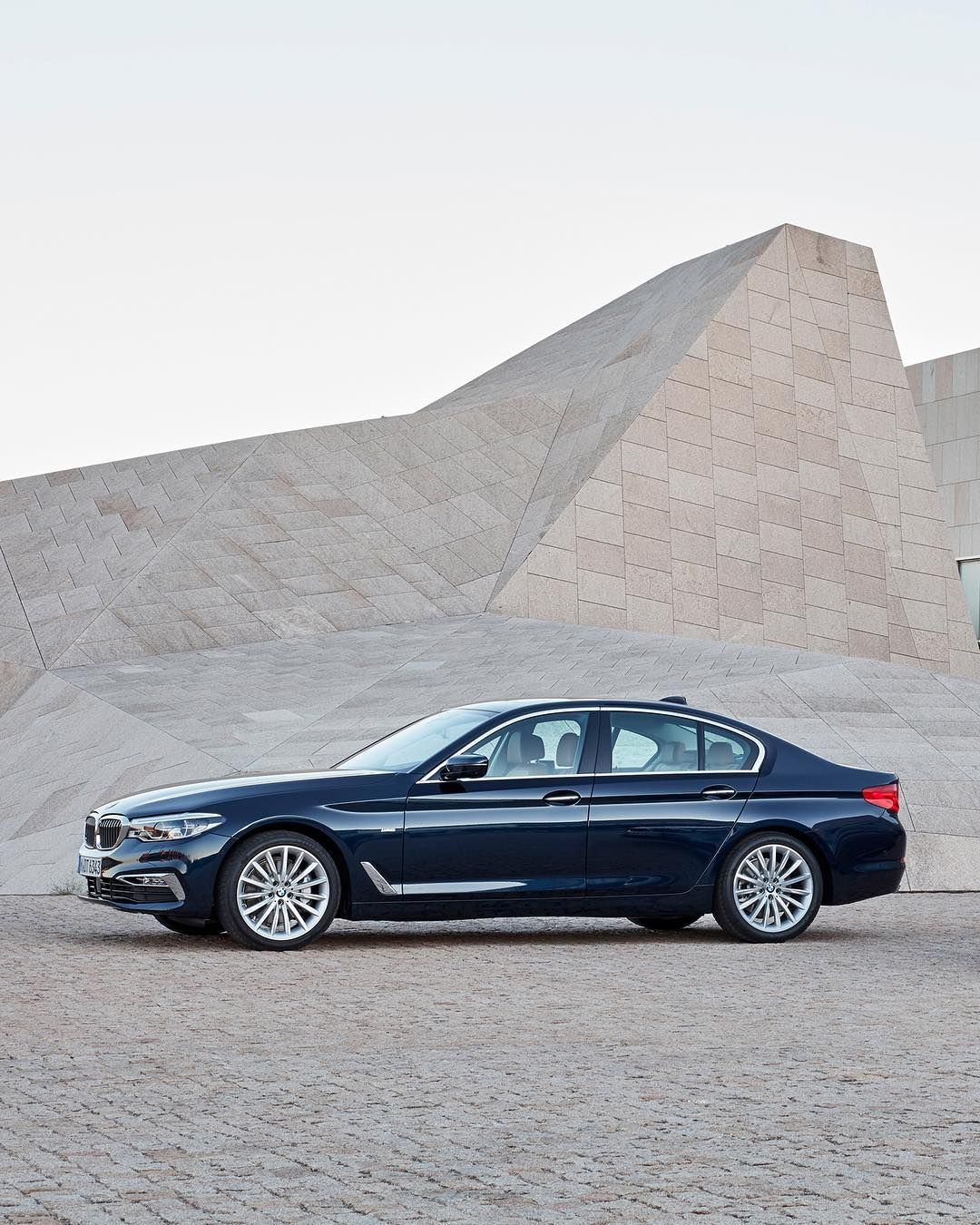 Choose Wisely To Get What You See The Bmw 5 Series Sedan As