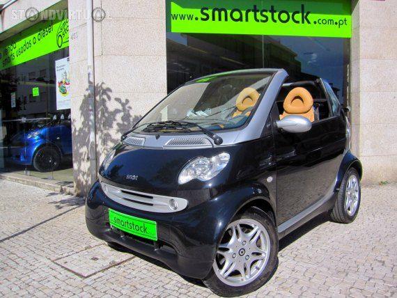 http://www.standvirtual.com/carros/anuncios/Smart/ForTwo/P8149285/  Smart ForTwo CDI PASSION CABRIO - 4,650€