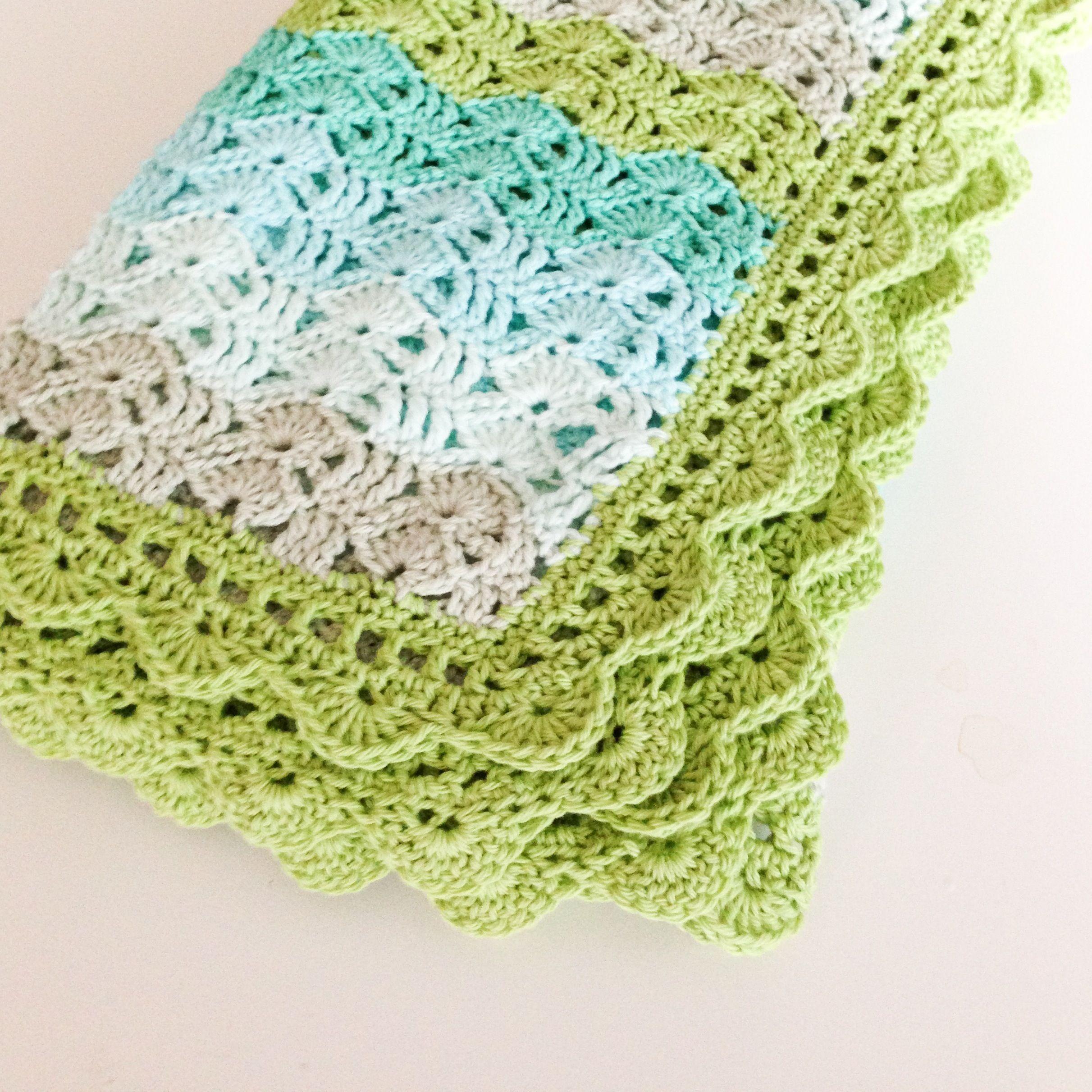 crochet baby blanket decken pinterest decken h keln und h kelborten. Black Bedroom Furniture Sets. Home Design Ideas