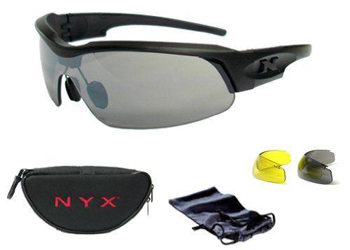 b1b4ff9c71b NYX PRO Z 17 3 Lens Sunglass (Matte Black) by NYX.  79.00. The NYX ...