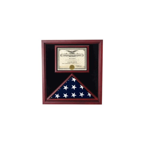 Flag Certificate Case Certificate Flag Cases Flag boxes via Polyvore ...