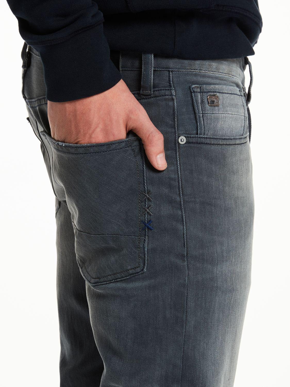 Ralston Concrete Bleach Regular Slim Fit Slim Fit Men Slim Fit Slim Fit Jeans
