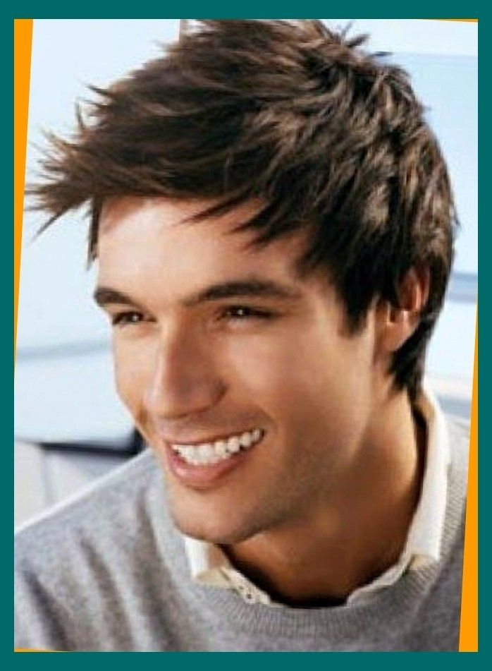 Hairstyles For Teenage Boys 2016 2017 Cool Guys With Medium Hair