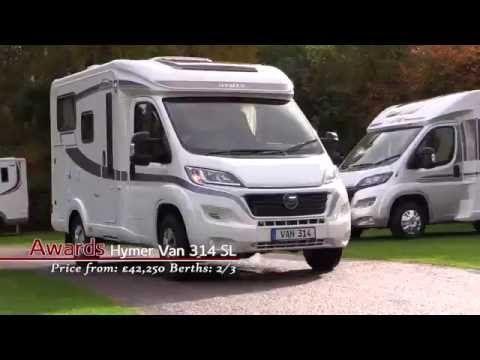 Mmm Compact Family Motorhomes Of The Year 2016 Youtube Motorhome Van Recreational Vehicles