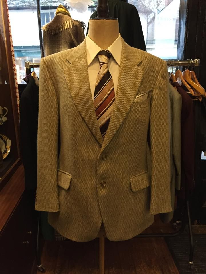 Vintage Austin Reed Jacket Christian Dior Tie Www Fieldstaffantiques Com Vintage Austin Menswear Austin Reed