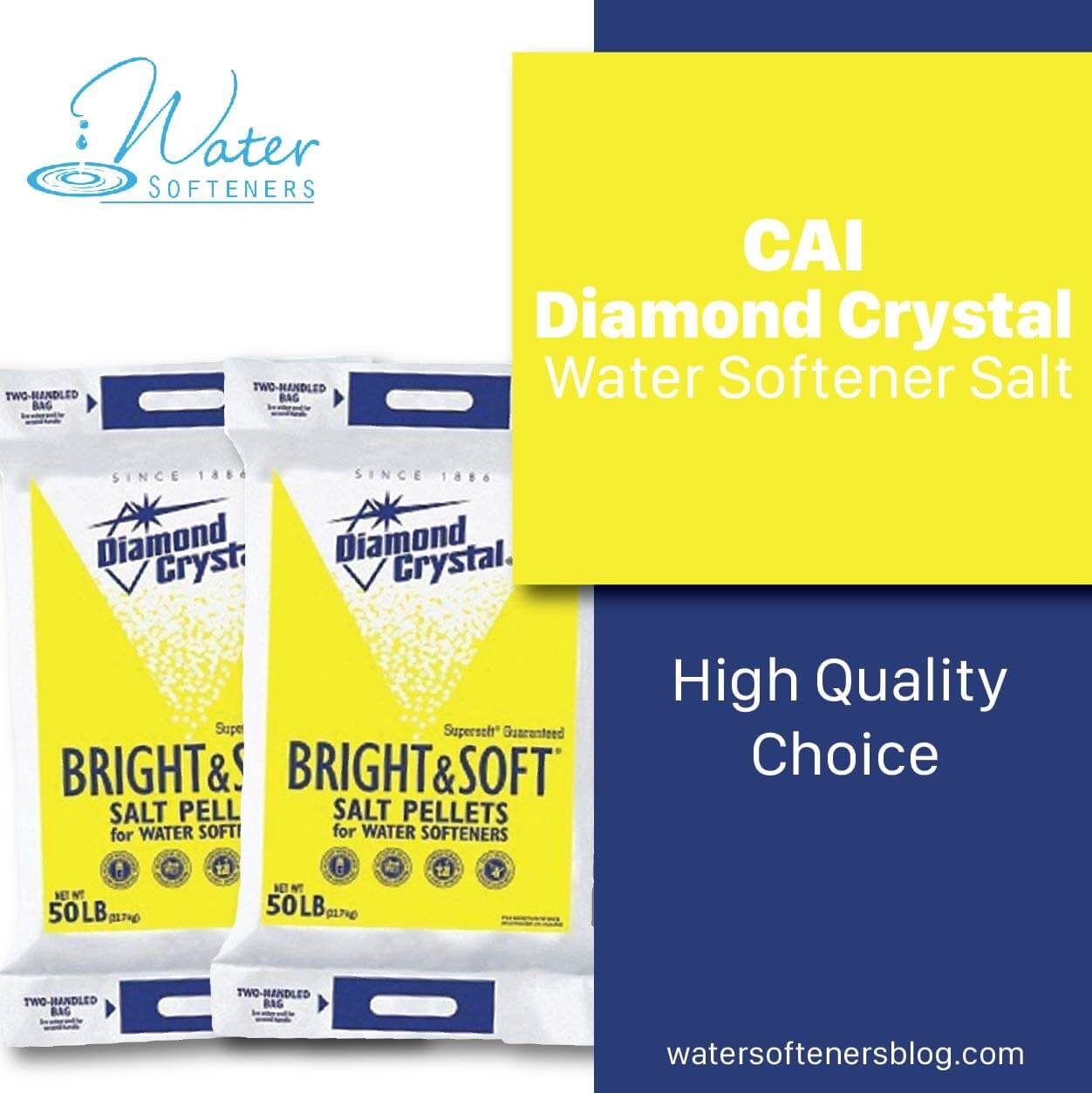Best Salt For Water Softener In 2020 Water Softener Salt Water Softener Softener