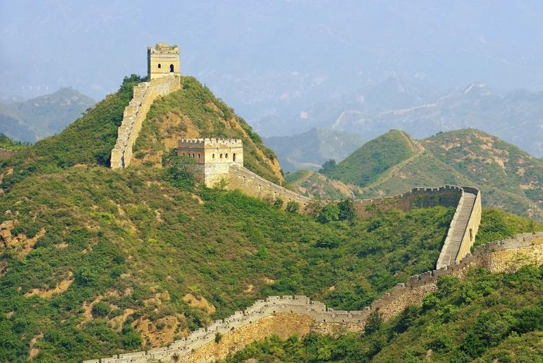Por Qué Fue Construida La Gran Muralla China Muralla China La Gran Muralla China La Gran Muralla