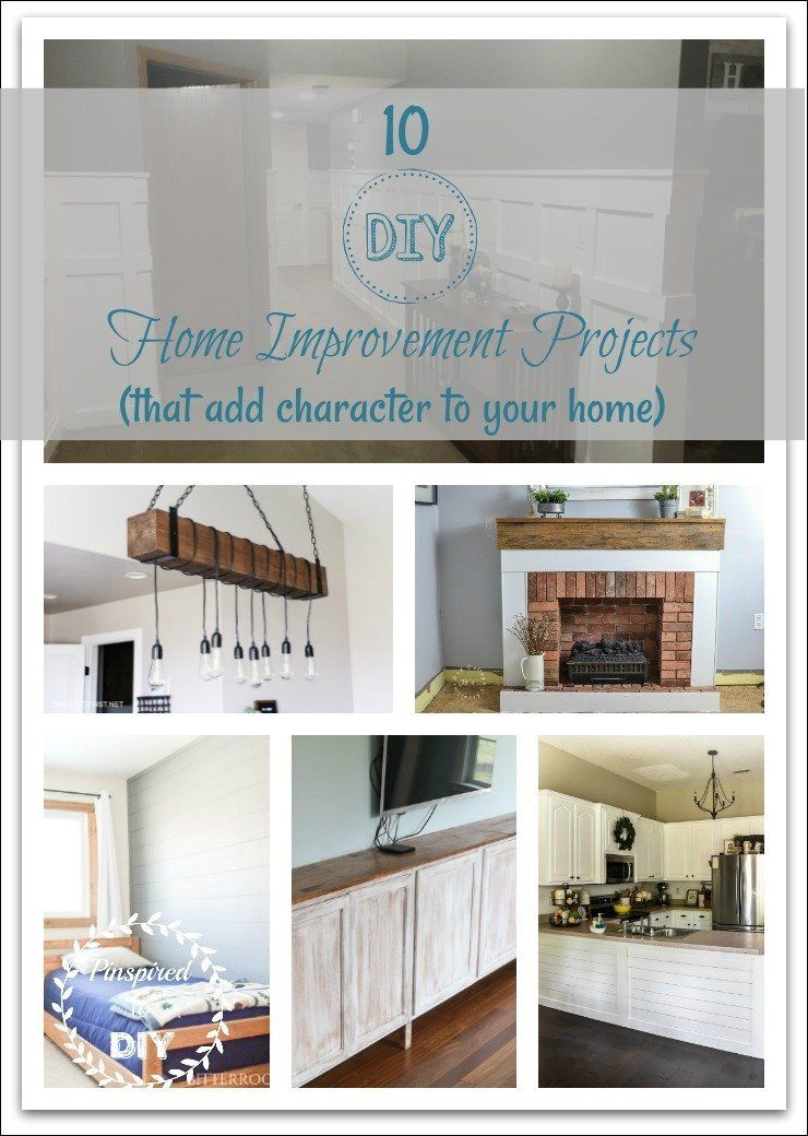 Easy Home Improvement Project Ideas Easy Craft Ideas