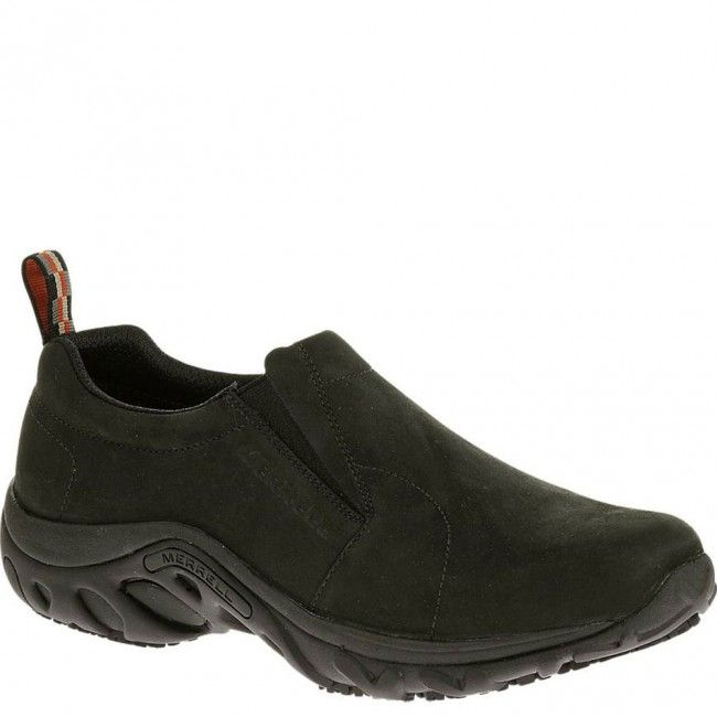 Merrell hombres Jungle Nubuck Waterproof Slip-On zapatos,marrón,9.5 M US