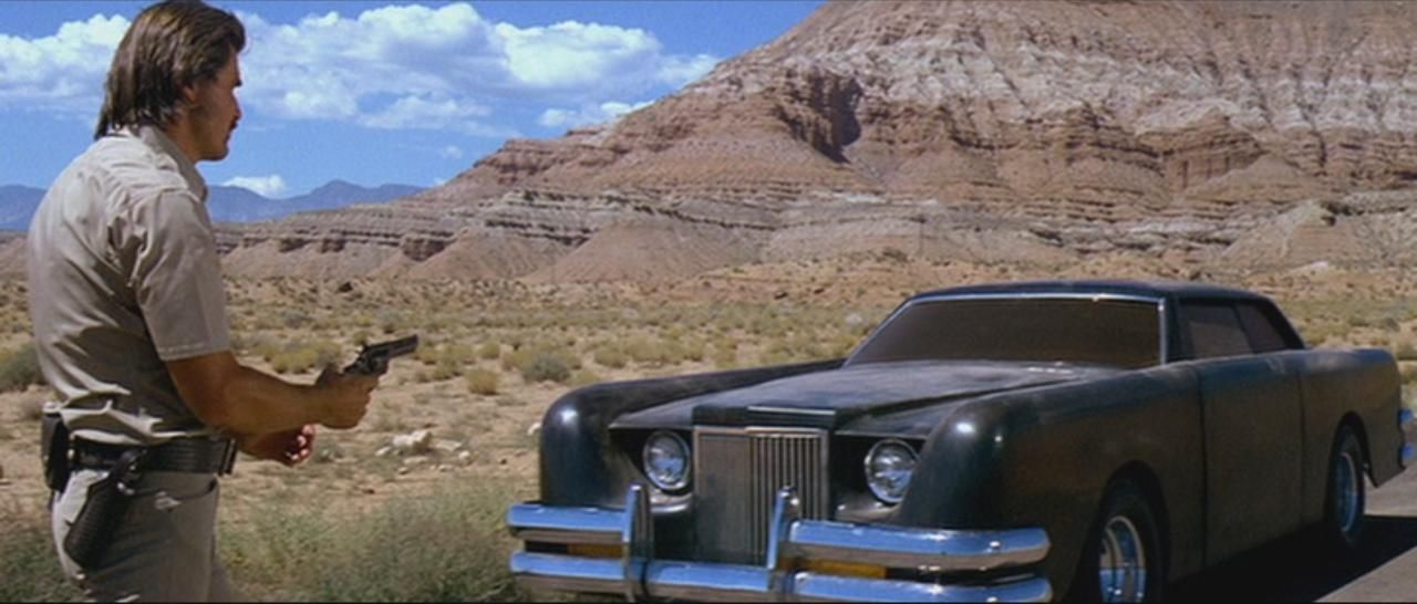 The Car (1977)Movie Okay, another blast from the past. The \