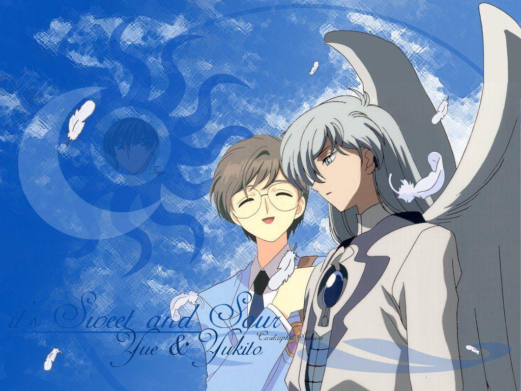 yukito sakura and Card captor