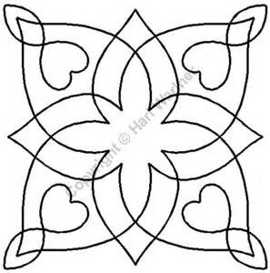 machine quilting pattern templates - - Yahoo Image Search Results