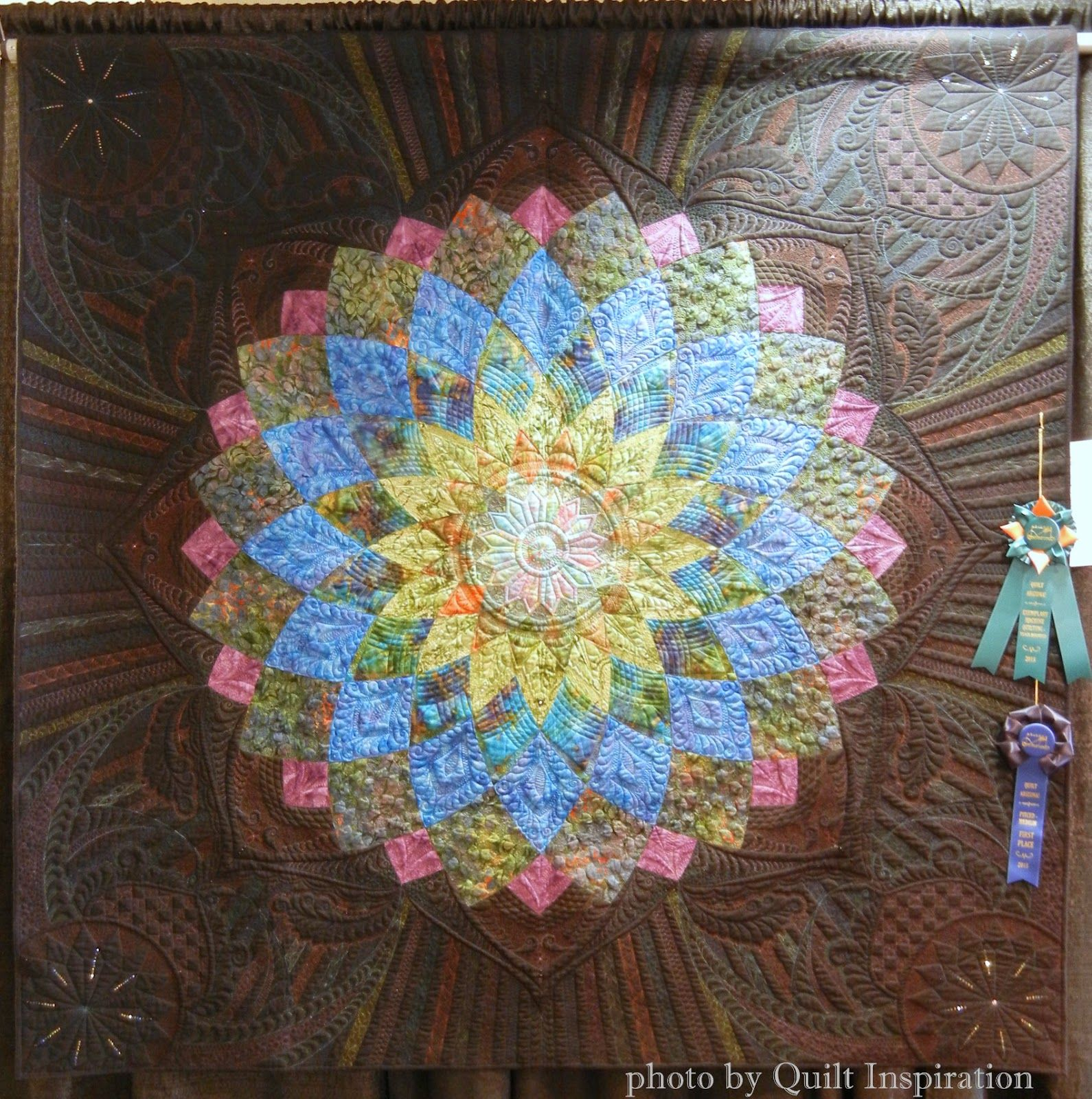 Beating the Heat at the 2015 Arizona Quilt Show