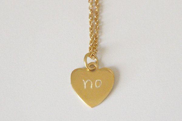 No Necklace on Wanelo