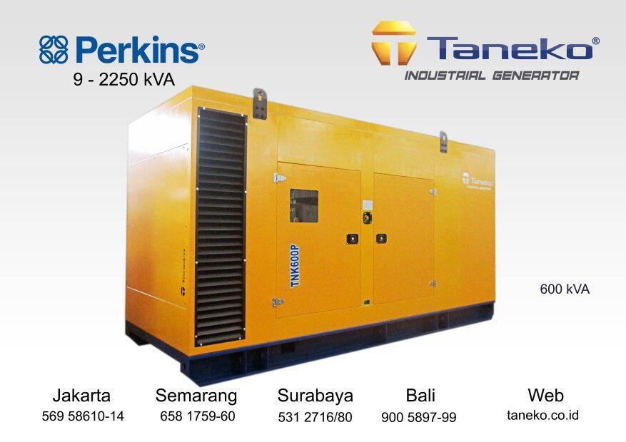 Weeklypost At Frame Genset Perkins 600 Kva Silent Type Perkins 2806c E18tag1a Coupled With Stamford Hc I 544 E 600 Kva P Industrial Surabaya Generator