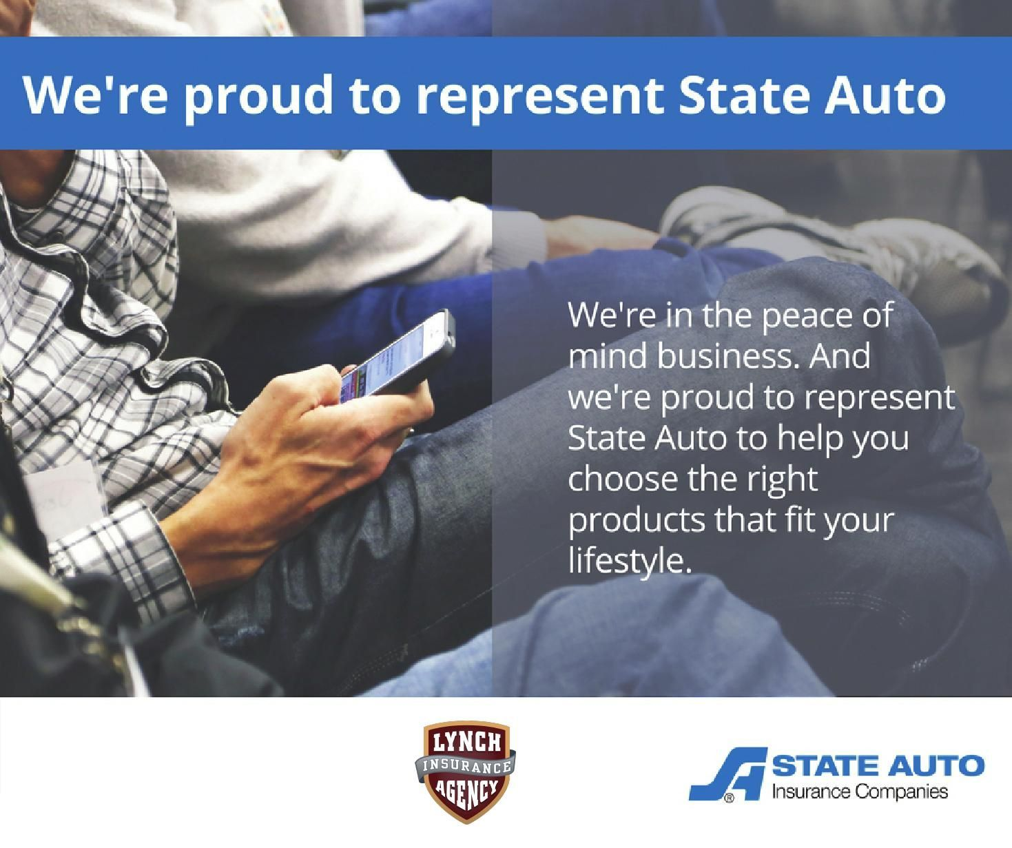 We Are Proud To Represent Safe Auto As One Of Our Personal And