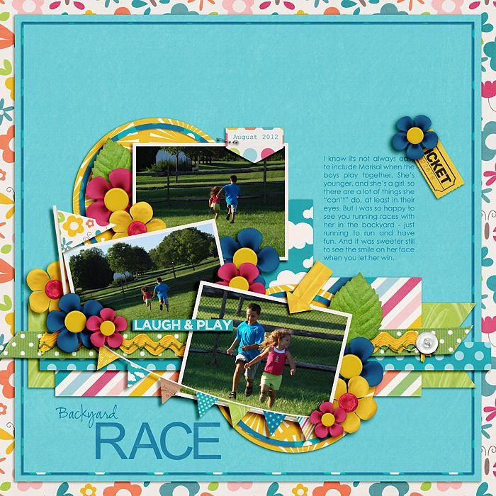 Backyard Race