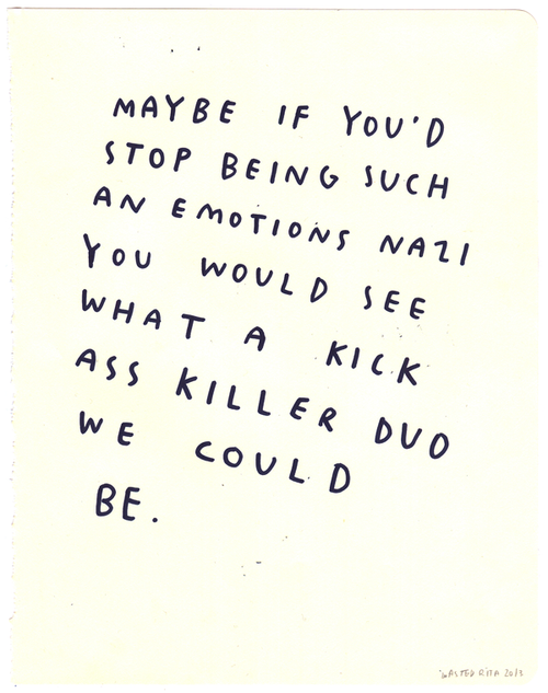 this isn't happiness™ - Maybe