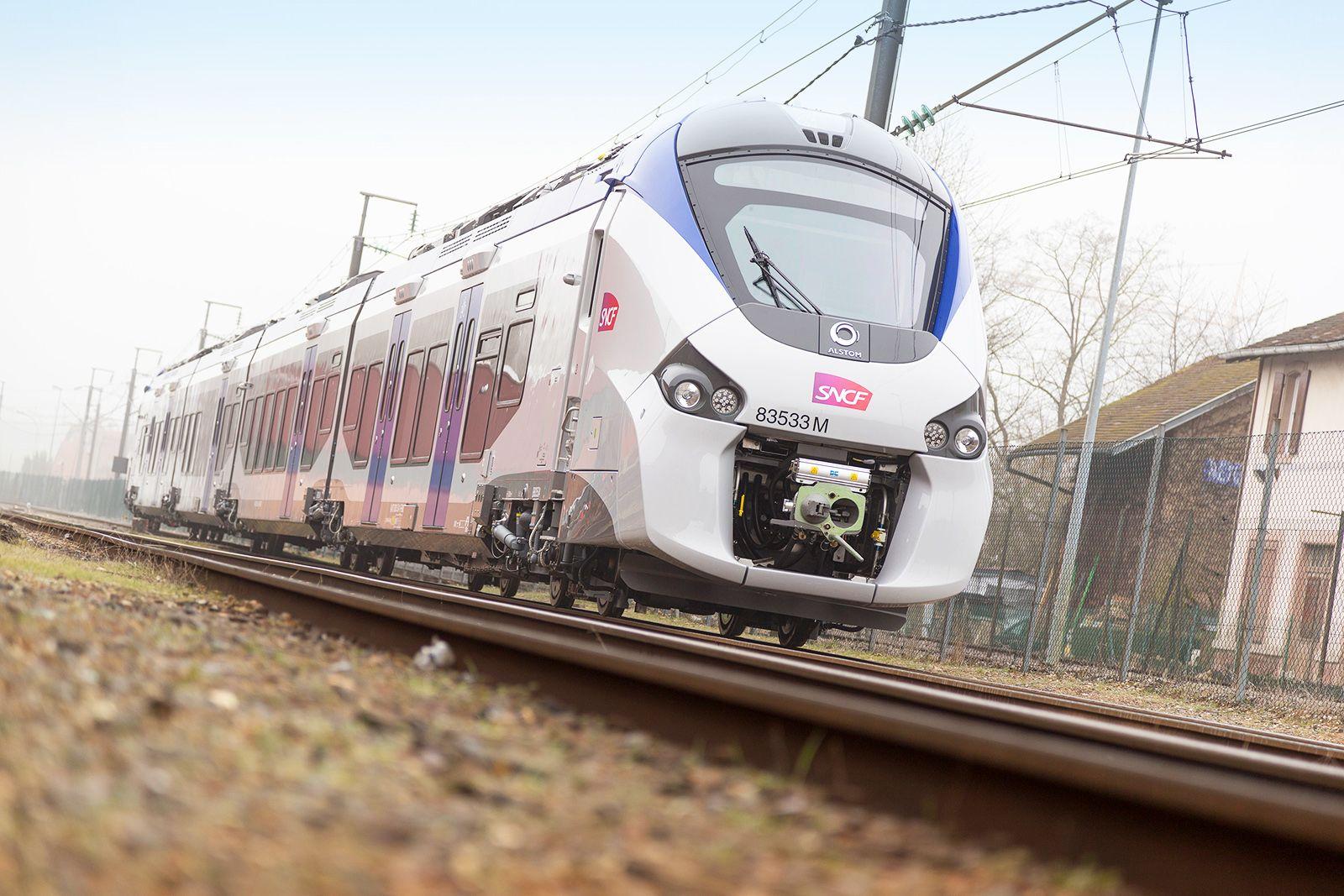 Icymi Fr 13 Additional Regiolis Trainsets For The French Region